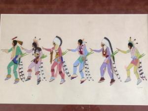 Untitled – Six Dancers