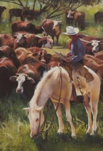 Lap Top Cowboy